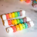 rainbow on a stick
