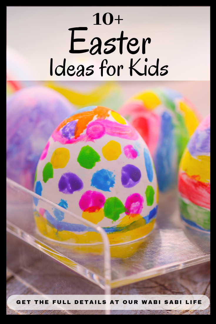 Looking for Fun Easter Ideas for Kids? With Easter coming soon, you want something fun that you can do with the kids. If you are looking for Easter Ideas for kids and Easter Ideas for toddlers, here are some fun ideas to try.
