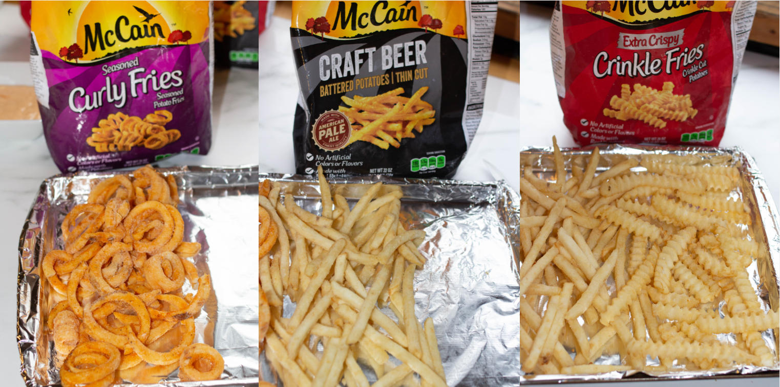 mccain fries