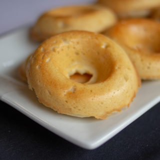lemon donuts without glaze