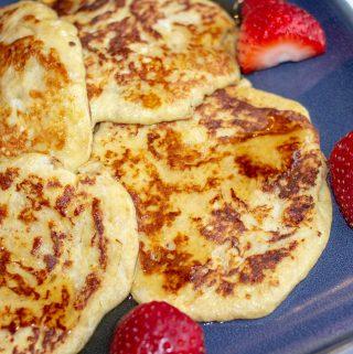 2 ingredient 0 point pancakes
