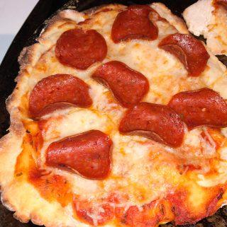 weight watchers pepperoni pizza