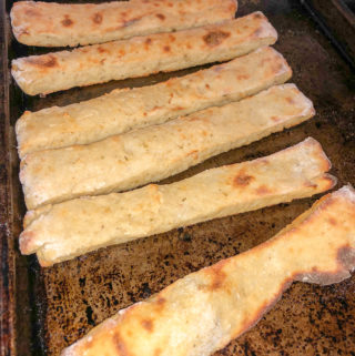 2 ingredient dough breadsticks