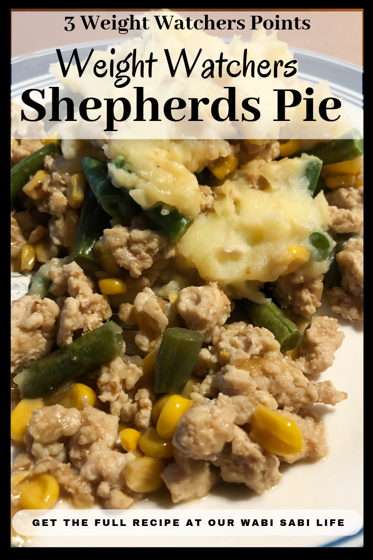 ww shepherds pie