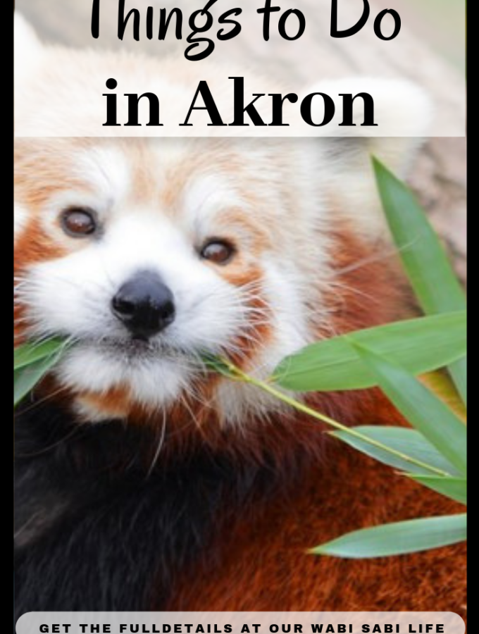 things to do in Akron
