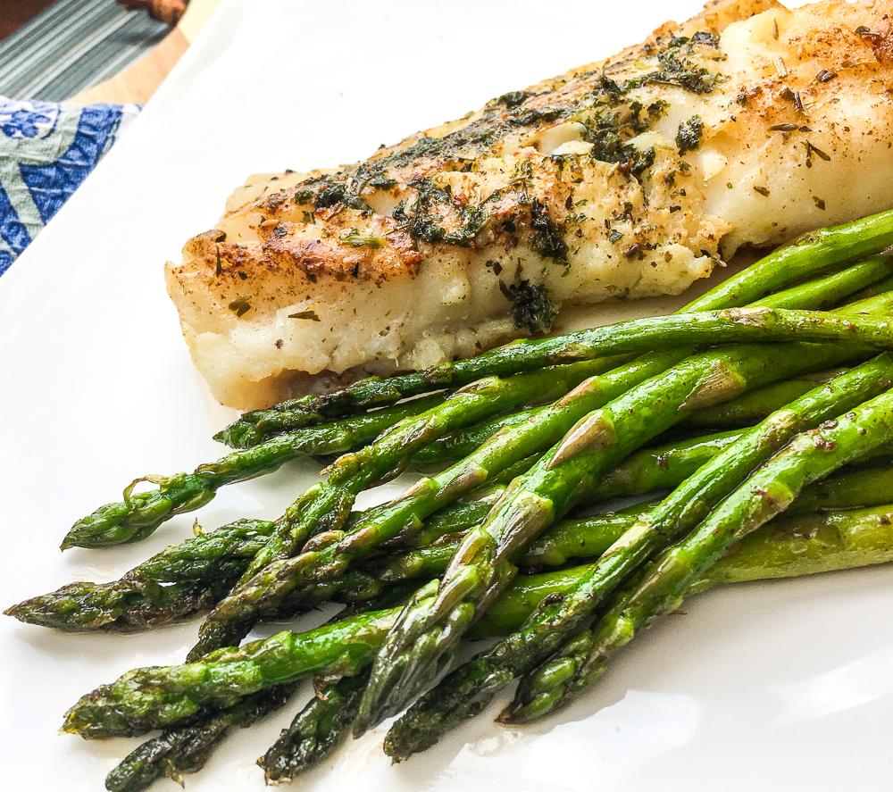 easy cod recipe