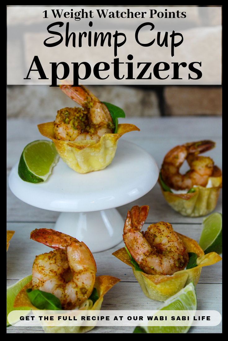 shrimp cup appetizer