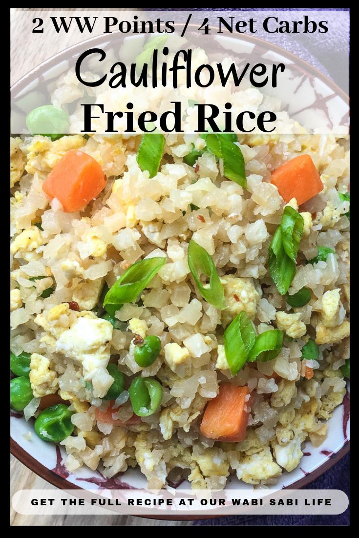 cailiflower rice