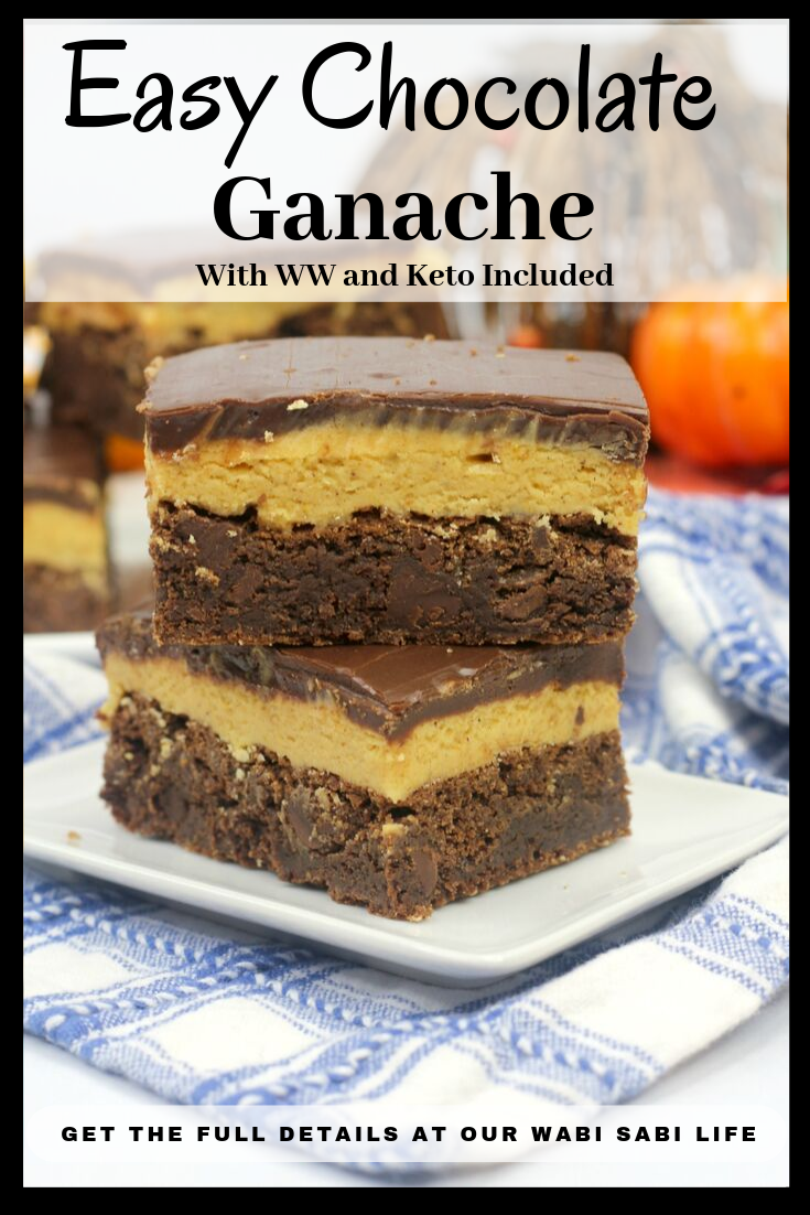 easy chocolate ganache