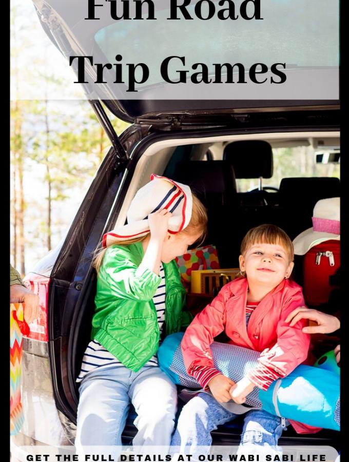 Fun Road Trip Games