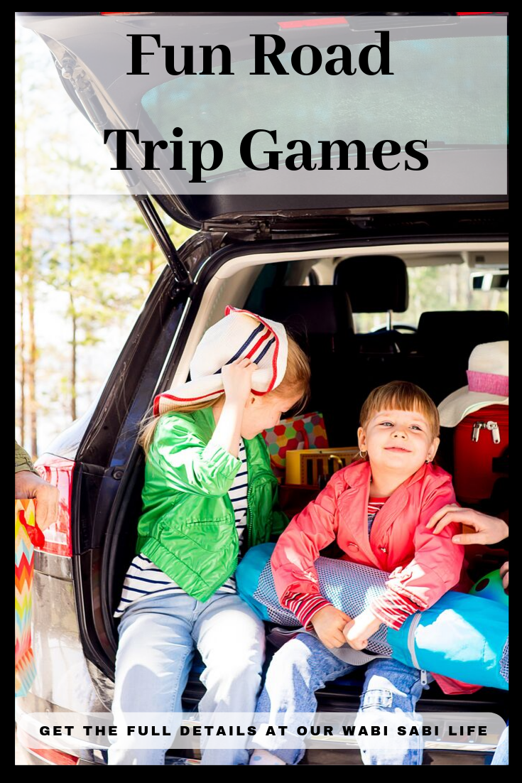 Fun Road Trip Games