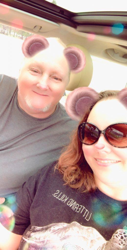 having fun despite a cancer diagnosis