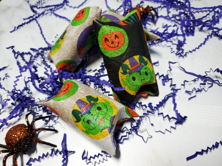 Easy DIY Treat Bag for Halloween
