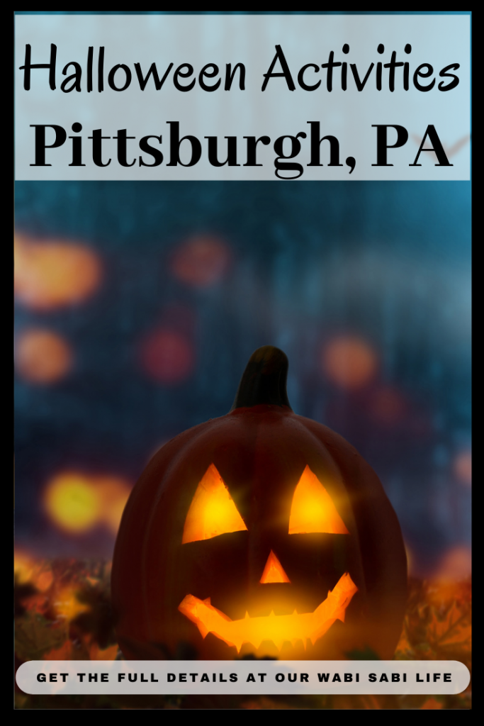 Must-Do Halloween Activities in Pittsburgh, PA