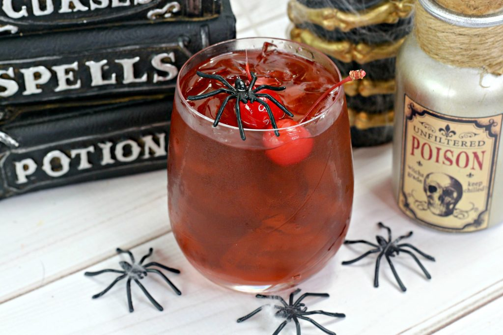 black widow drink
