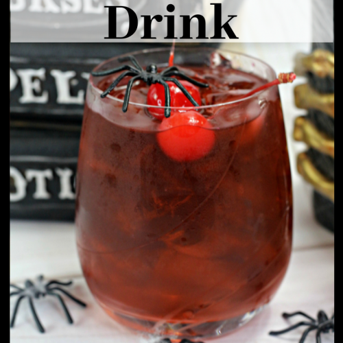 black widow drink