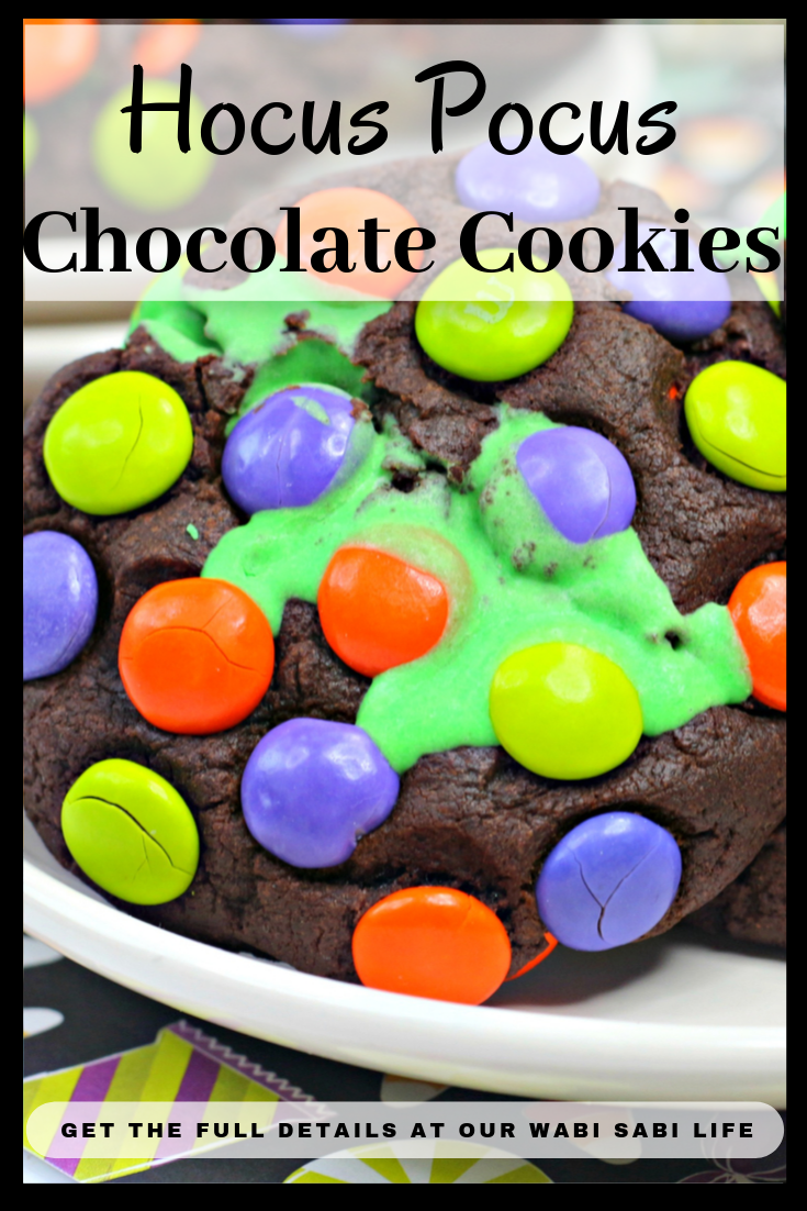 hocus pocus chocolate cookies
