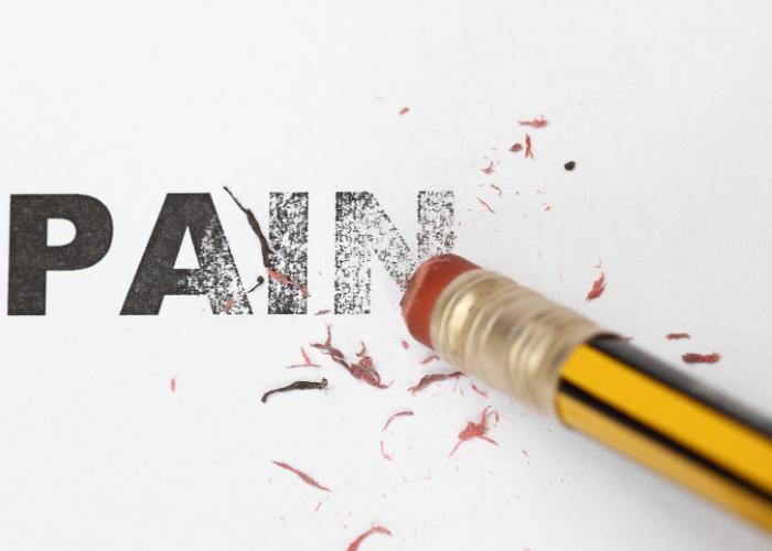 erase cancer pain