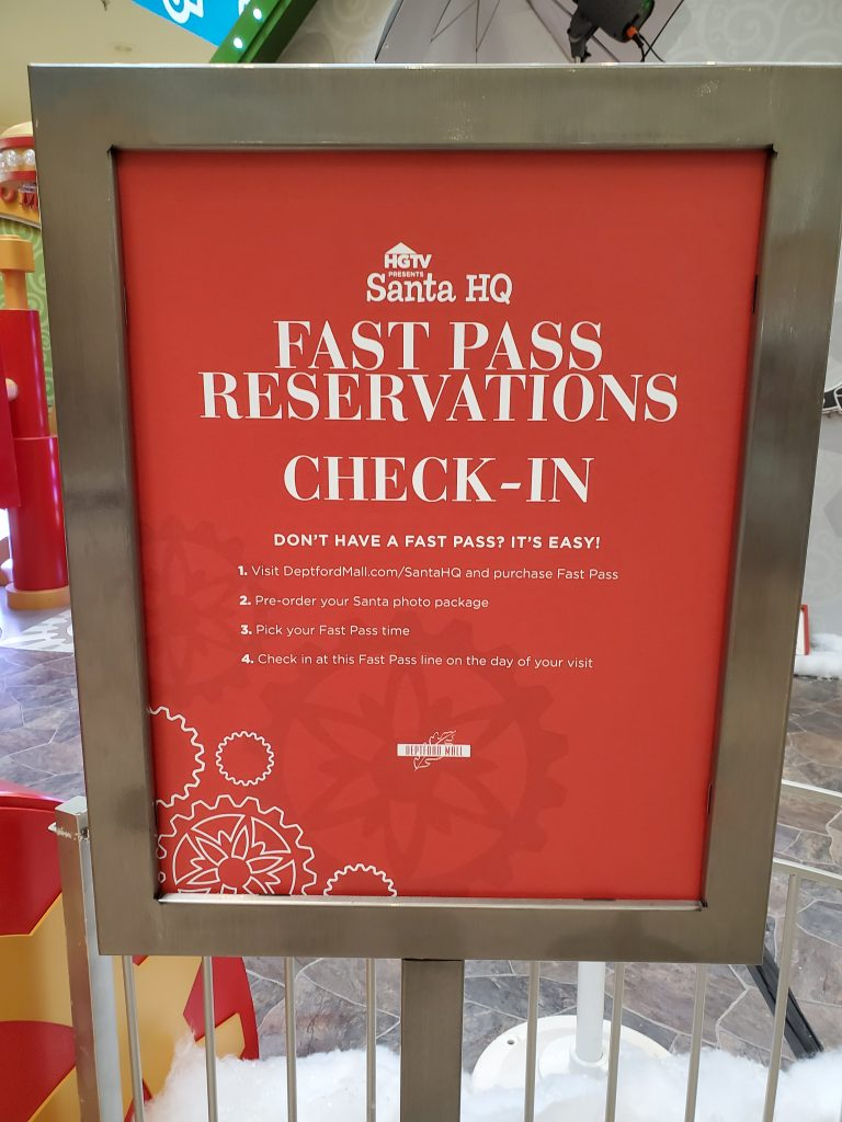 Fast Pass Reservation