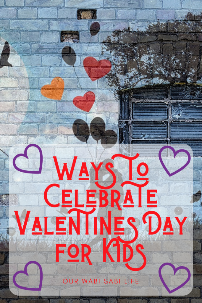 ways to celebrate Valentine's Day pinterest image