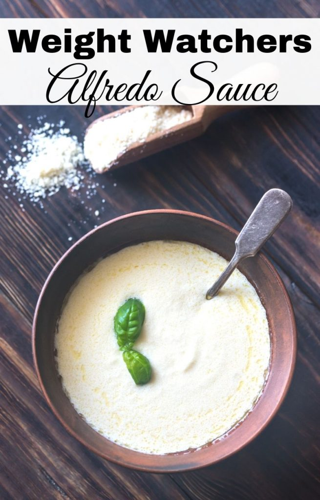 Weight Watchers Alfredo Sauce