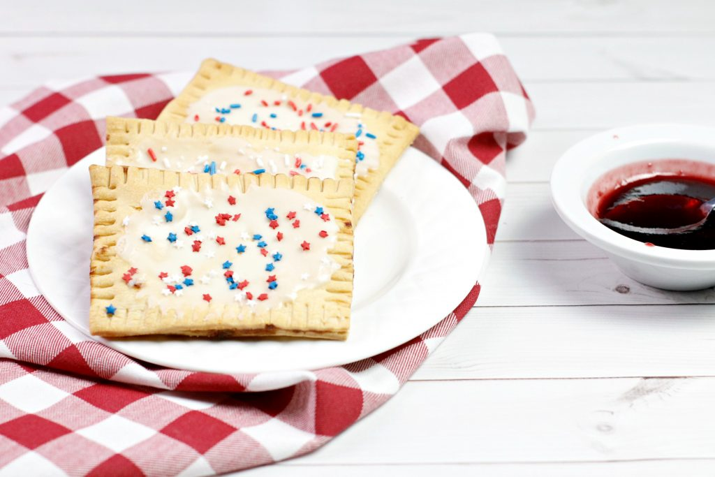 The Best Healthy Homemade Pop Tarts