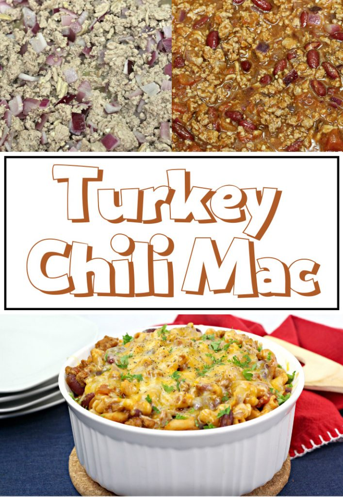 Turkey Chili Mac Recipe