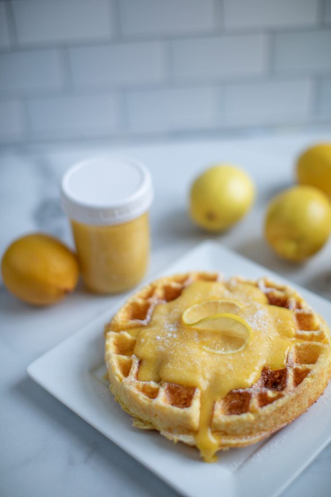 Low Carb Sugar Free Lemon Curd Recipe