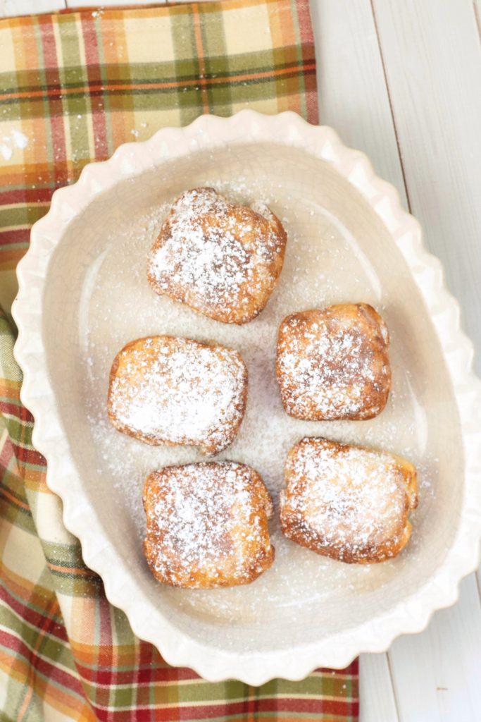 Air Fryer Biscuit Oreos