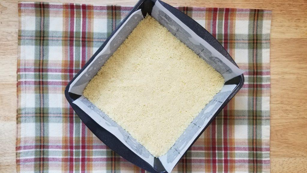 twix fudge crust