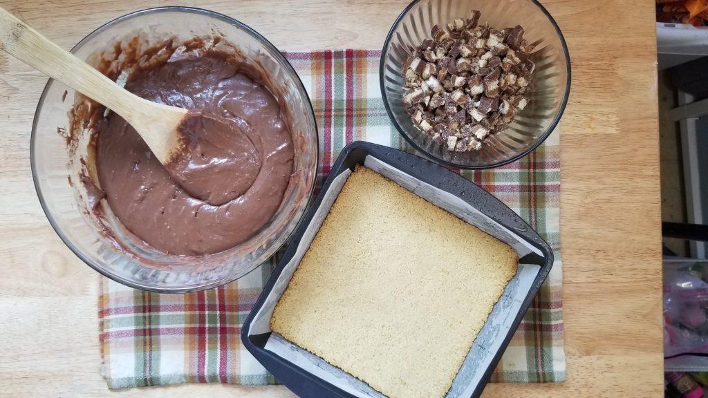 Copycat Twix Fudge Recipe