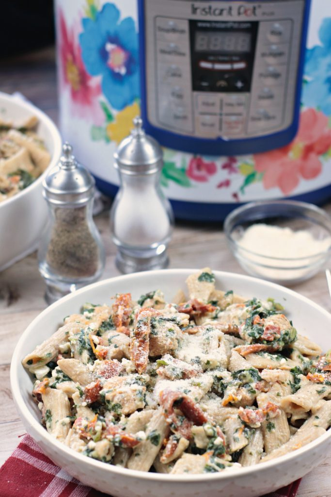 WW Tuscan Chicken Pasta Recipe