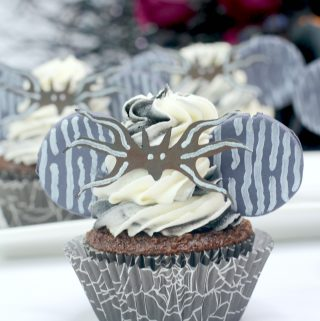 Mickey Mouse Jack Skellington Cupcakes Recipe