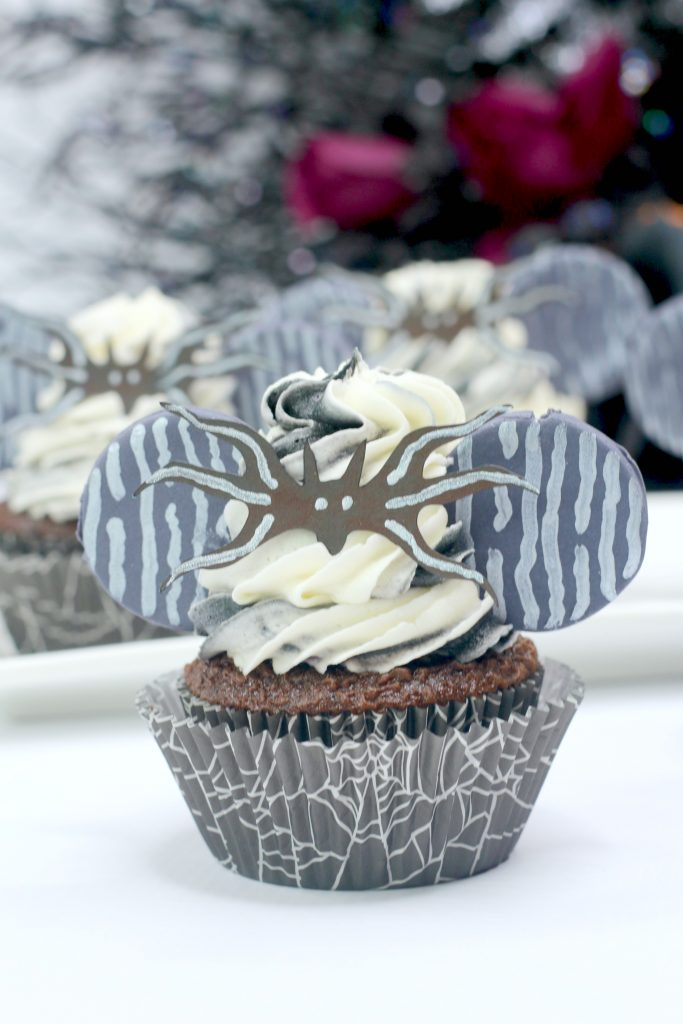 Mickey Mouse Jack Skellington Cupcakes Recipe