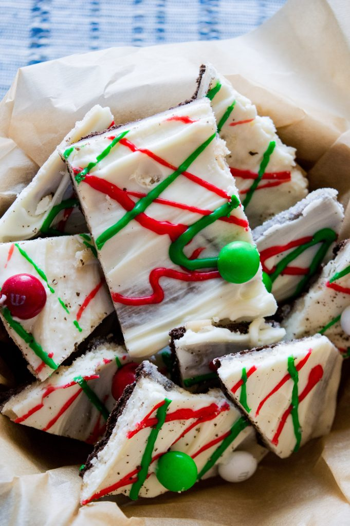 The Best Christmas Toffee Bars