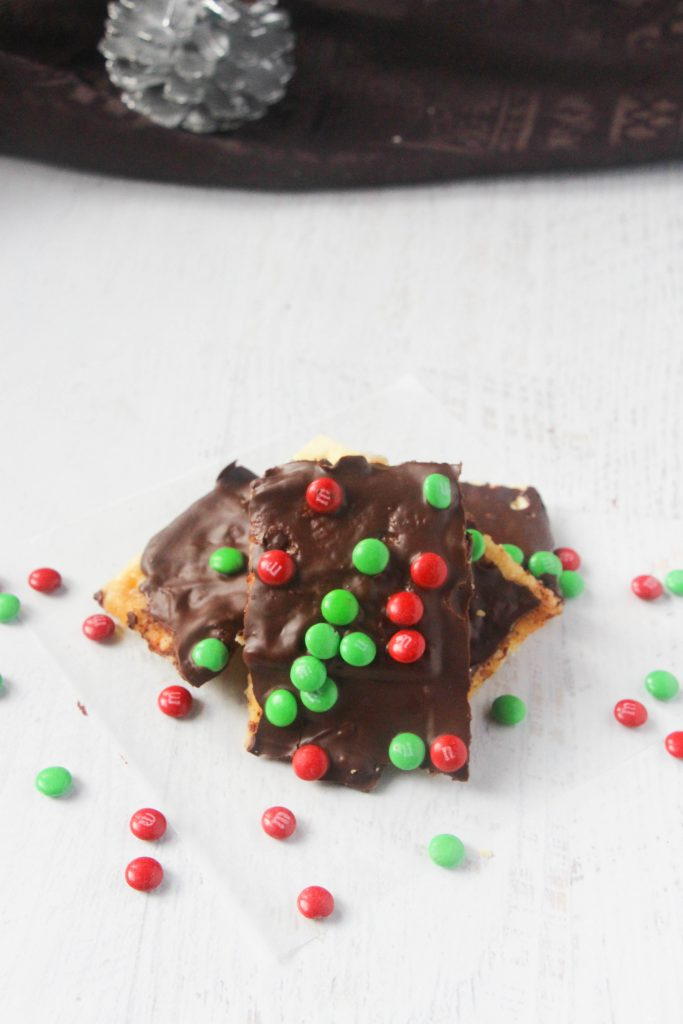 The Best Christmas Crack Toffee Recipe