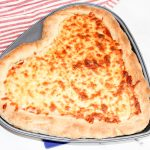 baked ww cheese pizza