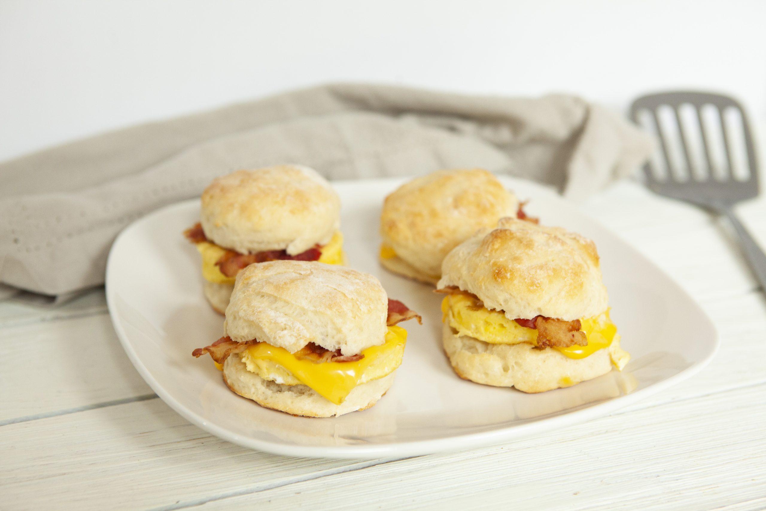 Weight Watchers Breakfast Sandwiches