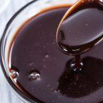 sugar free chocolate sauce