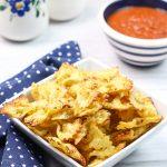 Easy Ranch TikTok Pasta Chips