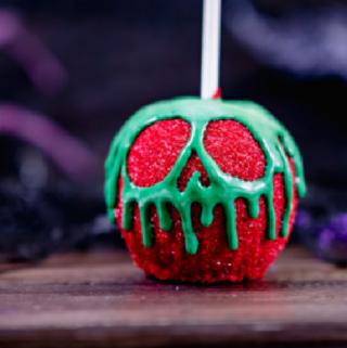 A Disney poisoned apple.